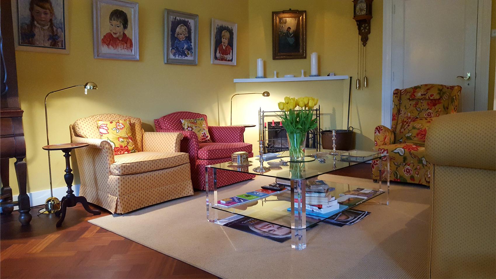 Een Klassiek Interieur : Klassiek interieur particulier bussum alice berntsen interieur