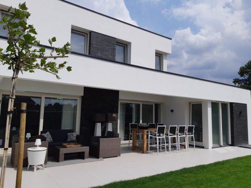 Modern interieur particulier in Twente